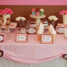Neopolitan April Fool's Day Party {party food ideas}