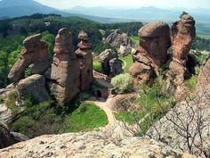 Belogradchik Bulgarije