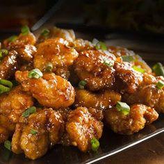 6-Ingredient Orange Chicken.