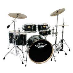 Classy! Custom Classic Pro Hybrid 6 Piece Drum Set only $529.99 Shop #SiglerMusic