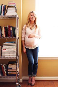 Maternity fashion blog - for future use!