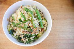 Spring-veggie-quinoa-pilaf