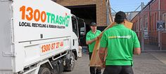 If you are looking for a reliable company for rubbish collection in Melbourne, contact us at 1300 Trash It for same-day rubbish removals in Melbourne. We operate throughout the Melbourne area and its adjoining suburbs. Whether it's discarded furniture or green waste, we accept it all.  Address: 15 Daly Street Frankston VIC 3199  Phone No: 0417 177 999