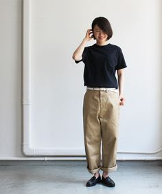 Smart Casual Wear, Casual Work Outfits, Work Casual, Cool Outfits, Japan Fashion, Daily Fashion, Love Fashion, Womens Fashion, Japanese Streetwear