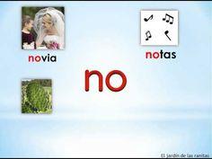 # 7 Sílabas na ne ni no nu - Syllables with N