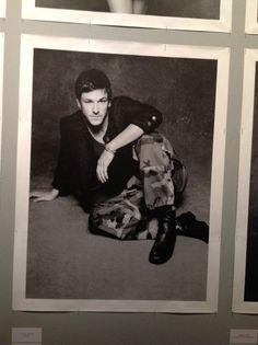 Gaspard Ulliel - Chanel's The Little Black Jacket Exhibition