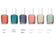 Mama Mia test: Essie nagellak (+ win 3 voorjaarskleuren) - One Hand in my Pocket Nail Polishes, Manicure, Spring Nails, Essie, Nail Colors, Lipstick, Pocket, Sweet, Inspiration
