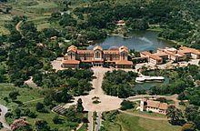 Araxá é um município brasileiro do estado de Minas Gerais.Grande Hotel de Araxá.