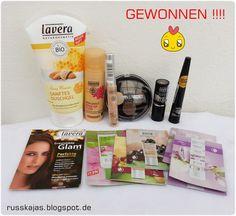 .Russkajas Beauty.: Gewonnen !!! - Lavera Beauty Paket