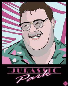 Jurassic Park Fan Art: 20 Years of Dinosaur Tributes (PHOTO)