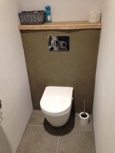 Naast een badkamer heeft Sanidrome Hofland in Woudenberg ook een toilet gerealiseerd. Bathroom, Toilet