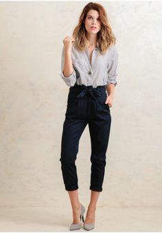 Sunset Boulevard Pleated Pants