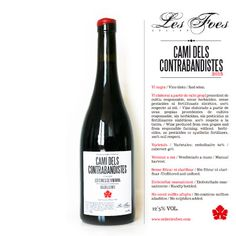 Sold by Celler Les Foes—#vino #wine