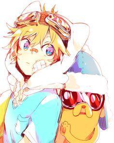 Tags: Anime, Fanart, Adventure Time, Finn the Human, Shiuka (Shiupiku)