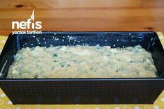 Ispanaklı Tuzlu Kek Tarifi (videolu) – Nefis Yemek Tarifleri