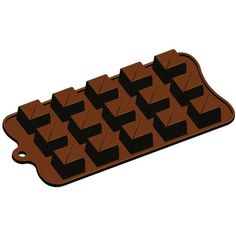 NY Cake Envelope Shape Silicone Chocolate Mold, 15 Cavities -- Wow! I love this. Check it out now! : bakeware