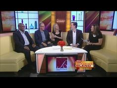 "Interview on NBC ""The Morning Blend"" (Milwaukee, WI)"