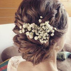 #braut #braut2016 #brautfrisur #bride #instabride #instabraut #mua #makeup #makeuplover #makeupartist #schleierkraut #love #hochzeit #hochzeitstag #pfalz #weinstrasse #schloss