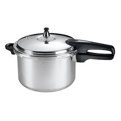 NEW Mirro 8 Quart Aluminum Pressure Cooker Stove Top Cooking Pan Pot Kitchen Mirro Pressure Cooker, Presto Pressure Cooker, Stainless Steel Pressure Cooker, Instant Cooker, Aluminium Kitchen, Electric Pressure Cooker, Multicooker, Food Preparation, Cookware