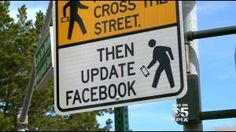 Cross the street...T