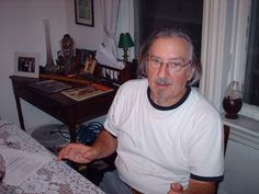july cocina adjunct, surrealist writer, joe jablonsky 002 | by zuky