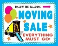 Make a Moving Sale Poster | Sale Advertisement Poster Ideas
