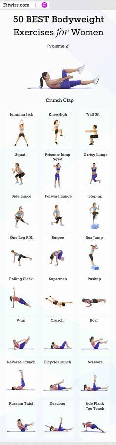 50 Parasta painonhallintaliikettä naisille! #tripledryfinland #antiperspirantti #kuntoilu #fitness