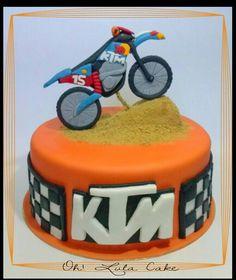 Tarta cake KTM