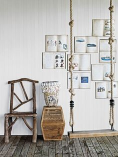 Open-Book Gallery - DIY Wall Decor from Sibella Court - Country Living