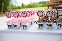 Pony Cake Pops, so cute!