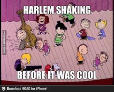 Hipster Peanuts Gang - I don't exactly know/understand what the Harlem Shake is.but knowing what I think it is.this is funny! Lol, Haha Funny, Funny Stuff, Funny Things, That's Hilarious, Funny Shit, Random Things, Awesome Stuff, Peanuts Gang
