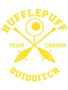 Hufflepuff - Team Chaser by quidditchleague