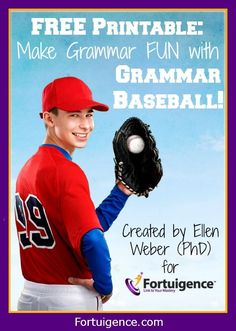 FREE! Make Grammar FUN with GRAMMAR BASEBALL! Over 300+ Grammar Questions + Answer Key! from wonderful sponsor @lilyiatridis!