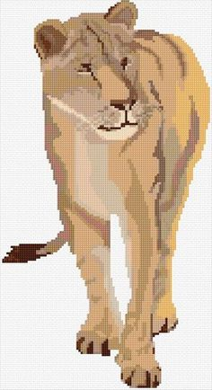 100 x 184 stitches 20 colors Cross Stitch Designs, Cross Stitch Patterns, Cross Stitch Calculator, Free Design, Embroidery Designs, Free Pattern, Disney, Knitting, Sewing
