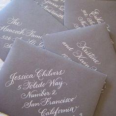 Love invitations!