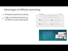 What is affilate marketing?