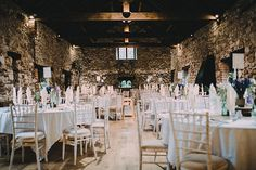 Stone Barn Wales Woodland Lavender Spring Country Wedding http://www.carlablainphotography.co.uk/