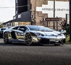 Lamborghini Aventador Coupe painted in Nero Aldebaran and wrapped in Chrome Photo taken by: @ray4nz on Instagram (@kcs_1 on Instagram is the owner of the car)