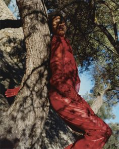 HD Aya Jones in Akris jacket and Loewe pants photographed by Harley Weir for i-D magazine, Spring Red Fashion, Fashion Shoot, Editorial Fashion, Harley Weir, Art Partner, Fashion Photography Inspiration, My Black Is Beautiful, Portraits, Magazine Art