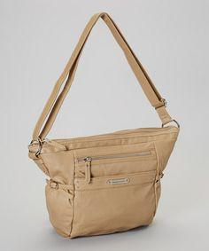 Take a look at this Tan Dakota Crossbody Bag by Franco Sarto on today! Franco Sarto, Cross Body, Crossbody Bags, Take That, Shoulder Bag, Zipper, Leather, Cross Body Bags, Nike Shoulder Bag