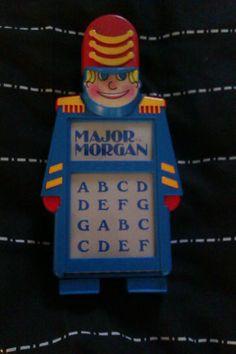 major morgan classic vintage retro musical toy