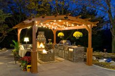 Pergolas, Pavilions, and Gazebos Decor Ideas