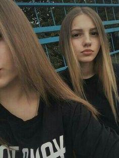 Девушки на аву 15 лет с русыми волосами