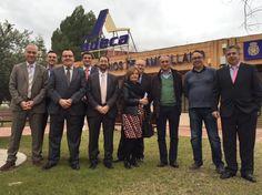 El agregado comercial de la embajada de EEUU visita ADECA para conocer Campollano y sus empresas
