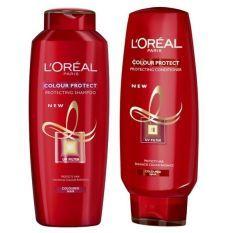 Loreal Colour Shampoo And Conditioner