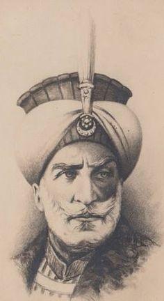 Last Ottoman Sultan Abdülmecit Sultan Ottoman, Sultan Suleyman, Turkey History, Ottoman Turks, The Turk, Ottoman Empire, Historical Pictures, North Africa, World History