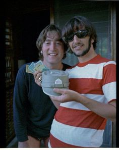 John & Ringo