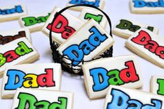 father day cookies - Buscar con Google