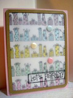 Let's Party! (via Bloglovin.com )