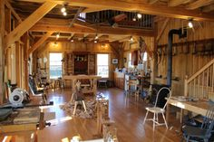 Greg Pennington's Chair Shop